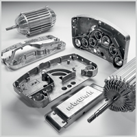 Rotowash machine parts